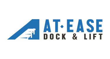 at ease dock and lift logo